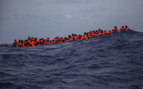 μετανάστες-μεσόγειος