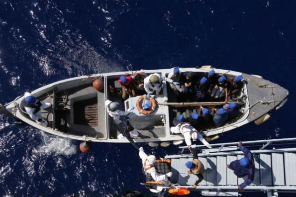 Europe Migrant Rescue