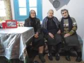 ΛΕΣΒΟΣ ΑΠΕΒΙΩΣΕ Η 90ΧΡΟΝΗ ΜΑΡΙΤΣΑ ΜΑΥΡΑΠΙΔΟΥ